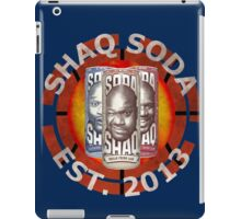 Shaq Soda iPad Case/Skin