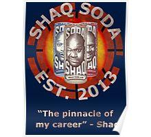 Shaq Soda Poster