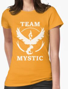 Pokemon Go Team 02 Womens Fitted T-Shirt