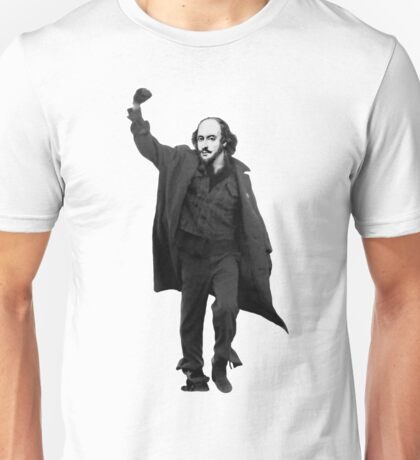 Shakespeare Club Unisex T-Shirt
