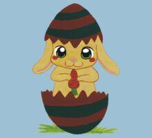 Easter Rabbit Baby Tee