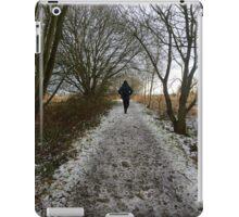 Yarrow Valley Winter Walk iPad Case/Skin