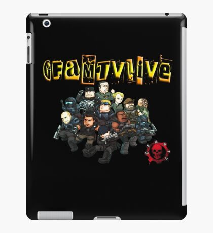 GFAMTVLIVE iPad (Retina/2) Case iPad Case/Skin