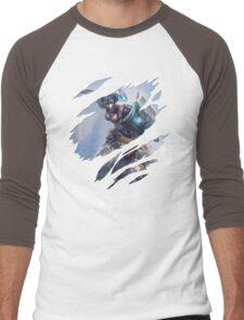 The Winter's Wrath Men's Baseball ¾ T-Shirt