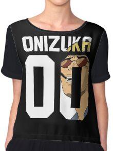Onizuka Chiffon Top