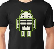Android skeleton Unisex T-Shirt