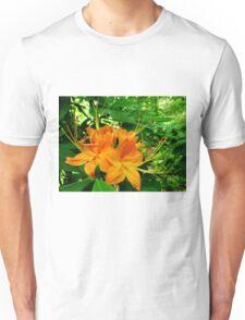 Flame Azalea Unisex T-Shirt