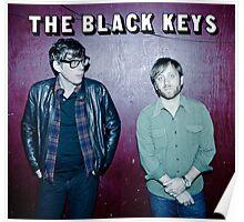 The Black Keys Poster Poster