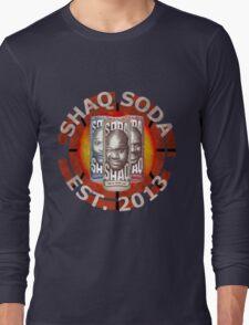 Shaq Soda Long Sleeve T-Shirt