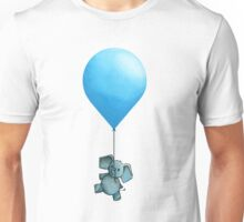 Blue Balloon Unisex T-Shirt