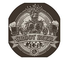 Guardians of the Galaxy - Groot Beer by SamSaab