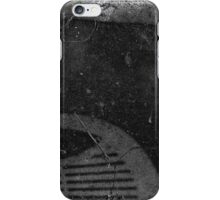 Remnants v - pavement photography iPhone Case/Skin