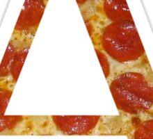 Alpha - pizza Sticker
