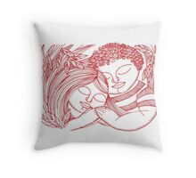 I Love You - Two Throw Pillow