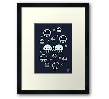 Jelly Pals Framed Print