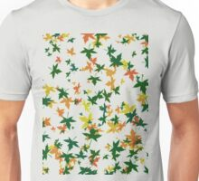 Fall - Leaves in Autumn Unisex T-Shirt