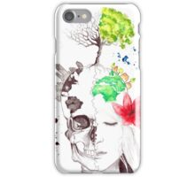 in love with earth iPhone Case/Skin