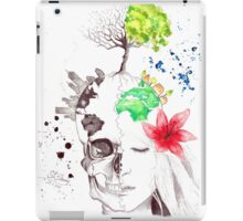 in love with earth iPad Case/Skin