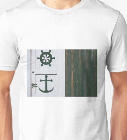 captains home Unisex T-Shirt