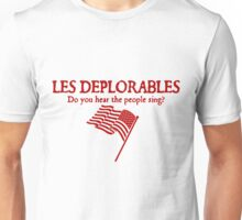 Les Deplorables Unisex T-Shirt