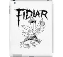 fidlar band iPad Case/Skin