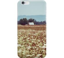 Old Barn iPhone Case/Skin