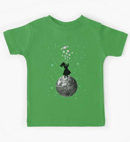 Blow Yourself  A Universe Kids Tee