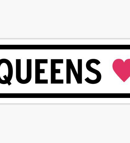 Queens Sticker