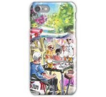 Friday Morning Market In Turre iPhone Case/Skin