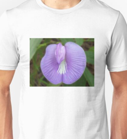 Clitoria mariana Unisex T-Shirt