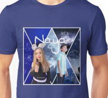 Nigel and Maya Unisex T-Shirt