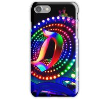 Paint The Night Colors iPhone Case/Skin
