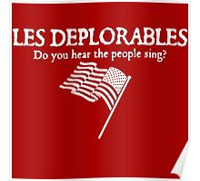 Les Deplorables Poster