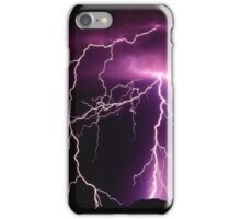 Thunder Storm iPhone Case/Skin