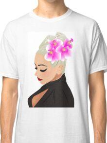 Xtina Illustrated Classic T-Shirt