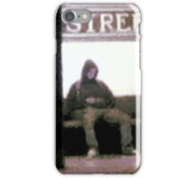 Gliding Through the City iPhone Case/Skin