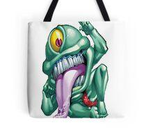 ojama green yugioh Tote Bag