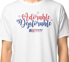 Adorable Deplorable Southern Stars Classic T-Shirt