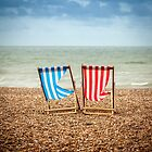 Deckchairs by Trevor Middleton