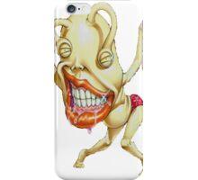 ojama yellow yugioh iPhone Case/Skin