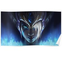 Victorious morgana / League of legends Poster