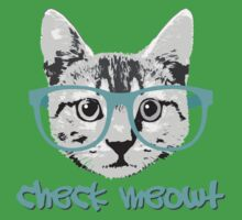 Check Meowt - Funny Saying One Piece - Short Sleeve