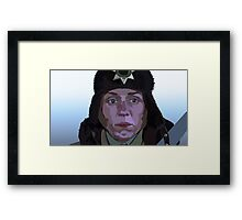Marge from Fargo Framed Print