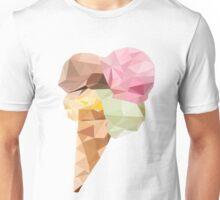 Ice Cream Scoops Unisex T-Shirt
