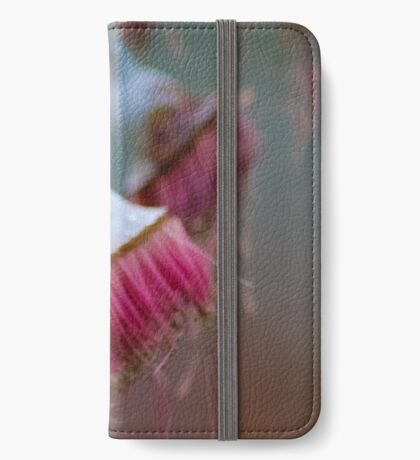 gum blossoms iPhone Wallet/Case/Skin