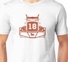 "Tyrone Swoopes ""18-wheeler"" shirt/case Texas  Unisex T-Shirt"