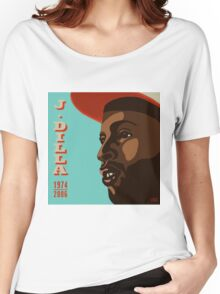 J. Dilla Women's Relaxed Fit T-Shirt