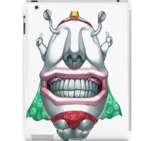 ojama king yugioh iPad Case/Skin