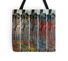 The Weeping Lady Tote Bag