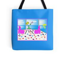 Miami Condo with Ocean view Tote Bag
